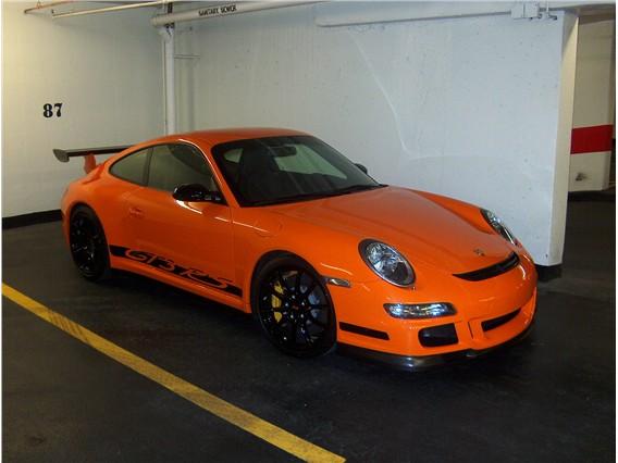 Porsche 911 gt3 $ 125 000