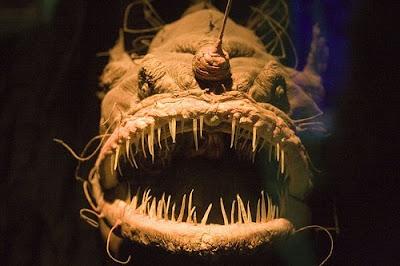 9 Monster Seram dari Dunia Air