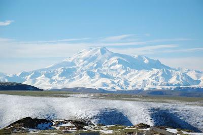Mount Elbrus, Kaukasus