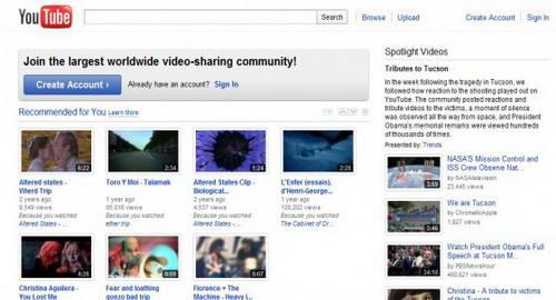 YouTube –Merubah hiburan Sehari-hari