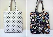 Handmade bags by Dzaliqa