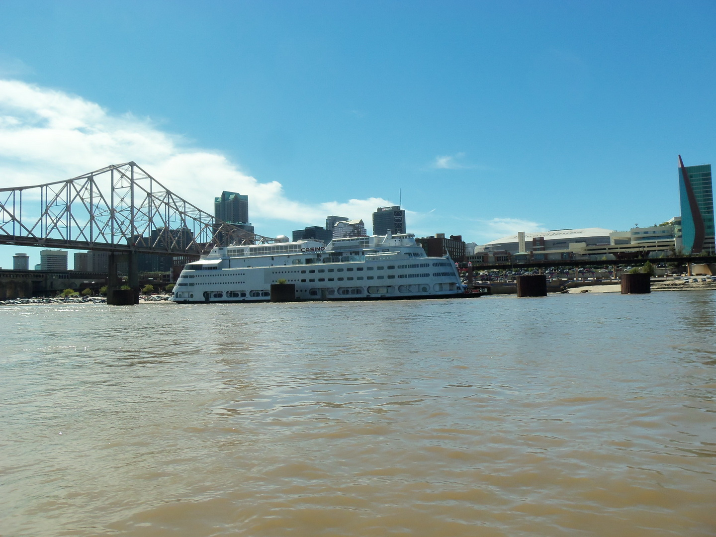 Riverboat casino st louis