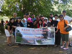Pangandaran Green canyon - Bank INDONESIA