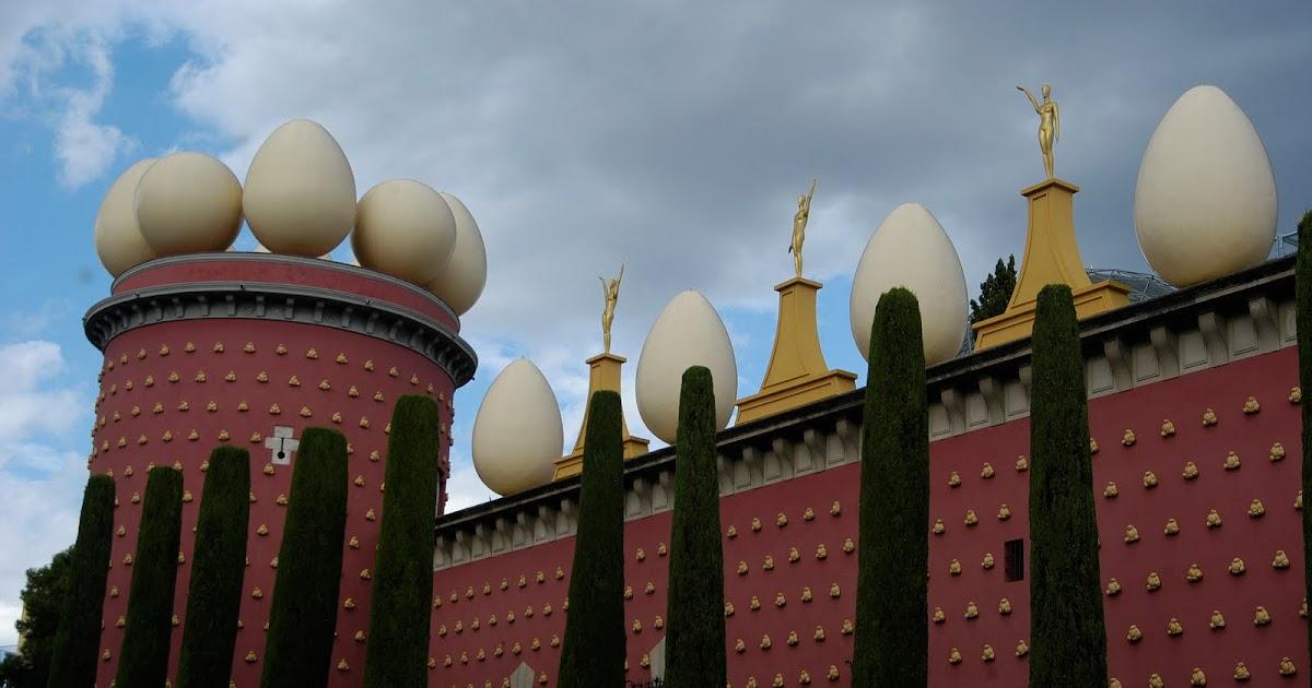 Finca Carolina: Salvador Dali - Theatre Museum, Figueres
