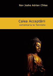 Editia online a cartii mele CALEA ACCEPTARII - COMENTARIU LA TANNISHO