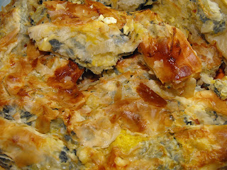 spinach-banitca