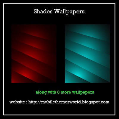 Shades Wallpapers pack
