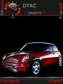Mini Car by Zagato – 240×235 Wallpaper