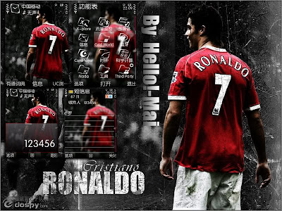 Christiano Ronaldo Theme for Nokia