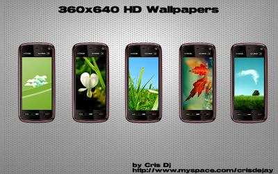 Green Wallpapers HD for 5800