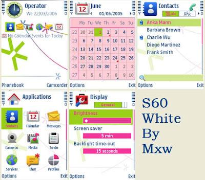 S60 White by MXW