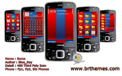 Barca by Blue_Ray – Full SVG Themes for All phone