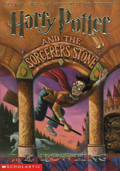 The Quest For Good Writing Harry Potter Books 1 3 By J