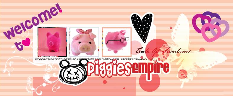 Pinky Piggy's Closet