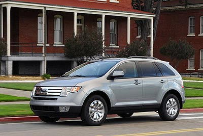 The Ford Edge Is A Nice Vehicle Its Not Perfect But What Is I See A Lot Of These On The Road These Days So Ill Give Ford Credit For Coming Up