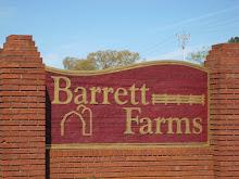 Barrett Farms Cherokee County