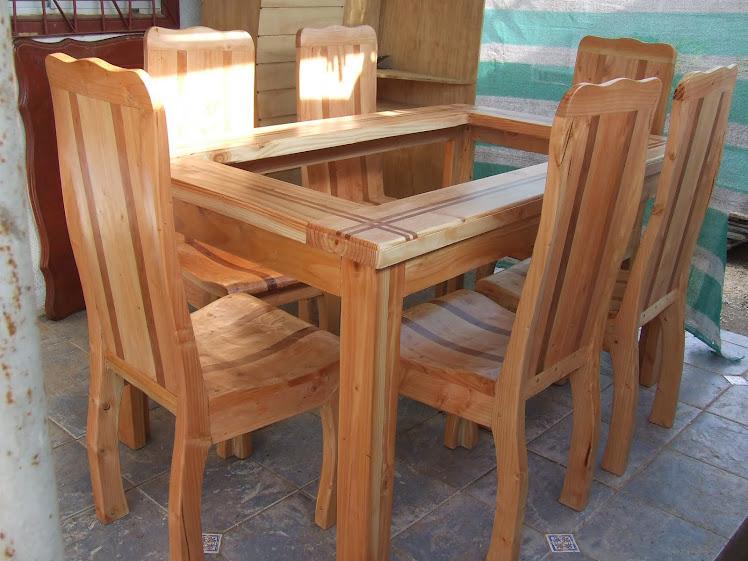 dise o nativo muebles rusticos