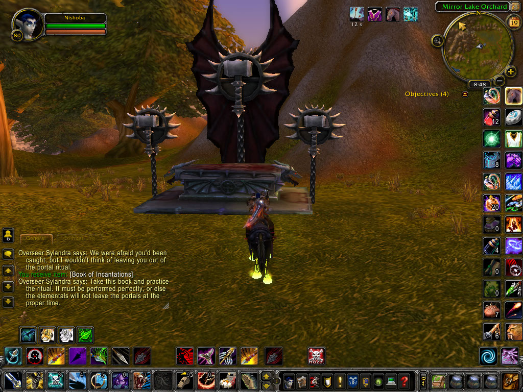 Shadows Wow Guide: Cataclysm Quest line in Stormwind
