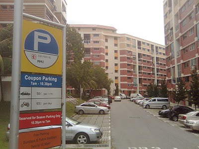 Singapore public-sector parking (part 3): pricing solutions for HDB parking problems?