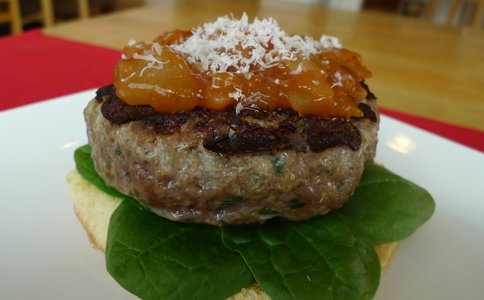 brazilian%2Bhamburgers%2B001 Brazilian Hamburgers* makes 4 1 pound lean ground beef