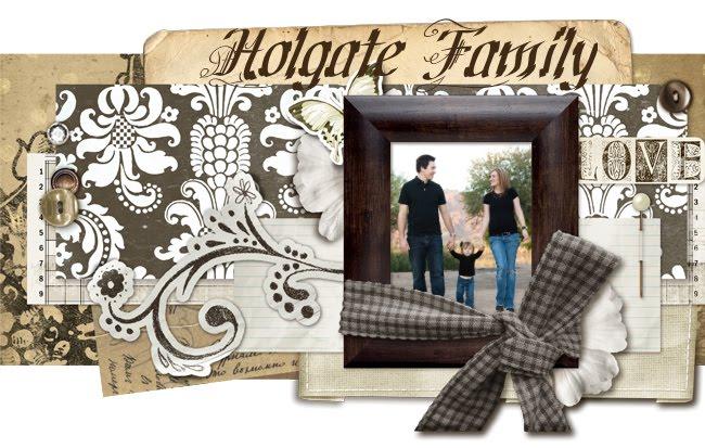 Holgate Family