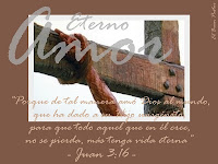 EL AMOR DE DIOS (Juan 3:16)