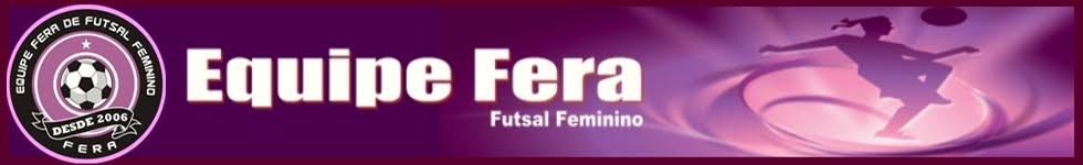 Fera Futsal Feminino
