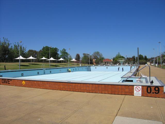 Swimming Caulfield Swim Centre Melbourne