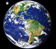 Foto Planeta Terra
