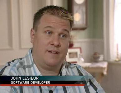 imagen de John Lesieur mostrada en el vídeo que os recomendamos