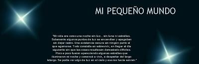 cabecera blog MI PEQUEÑO MUNDO