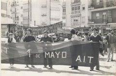 1º de Mayo en Cadiz