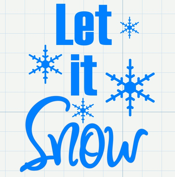 let it snow free pdf