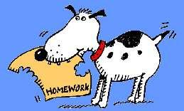 banned homework