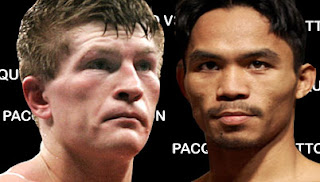 Pacquiao vs Hatton Boxing Odds at BSNblog
