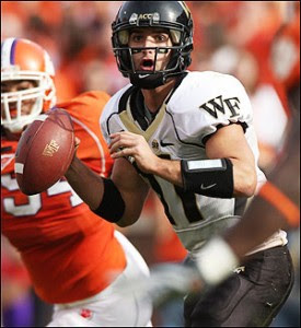 Wake Forest Demon Deacons vs. Clemson Tigers