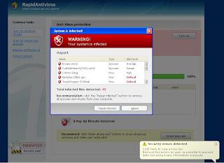 onlinewebscan.com RapidAntivirus Template 2