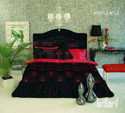 2011 Brillant Yatak Örtüsü Modelleri