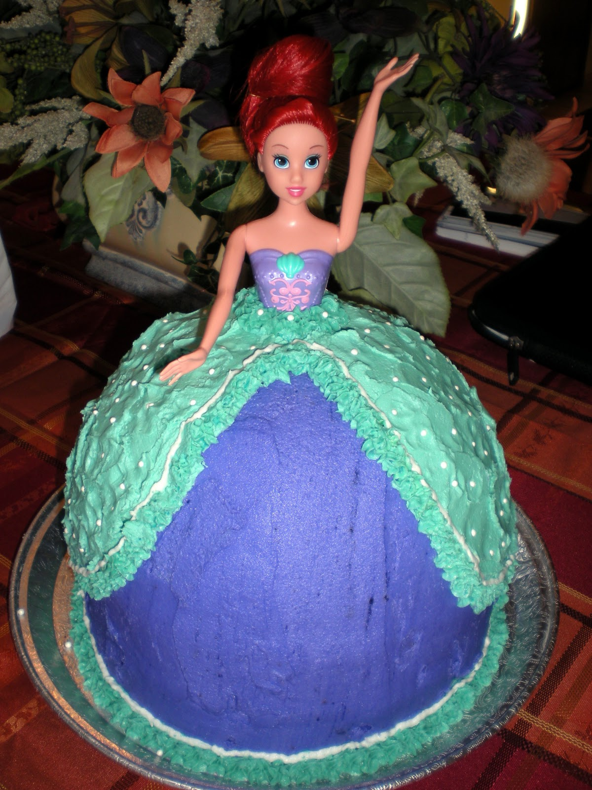 Hinckley Health and Happiness Barbie Cake