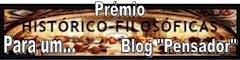 """Prémio """"Histórico-Filosóficas"""""""
