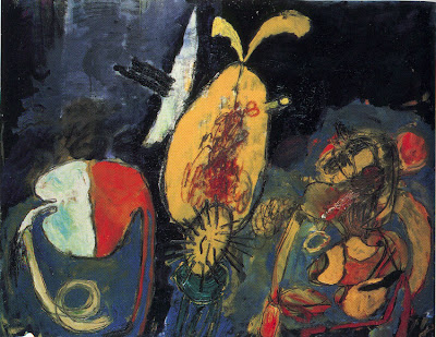 Paula Rego, 1960, Salazar a vomitar a pátria