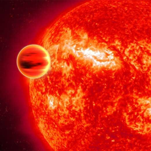 planeta HD189733b
