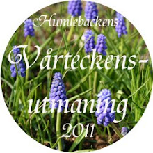 Vårteckensutmaning 2011 startar den 28 feb