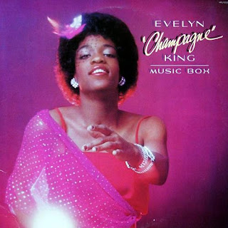 EVELYN CHAMPAGNE KING 1979 {music box}