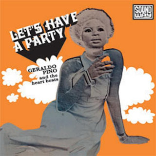 GERALDO PINO & the heart beat { let's have a party }