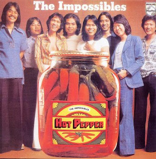 THE IMPOSSIBLE 1975 { hot pepper }