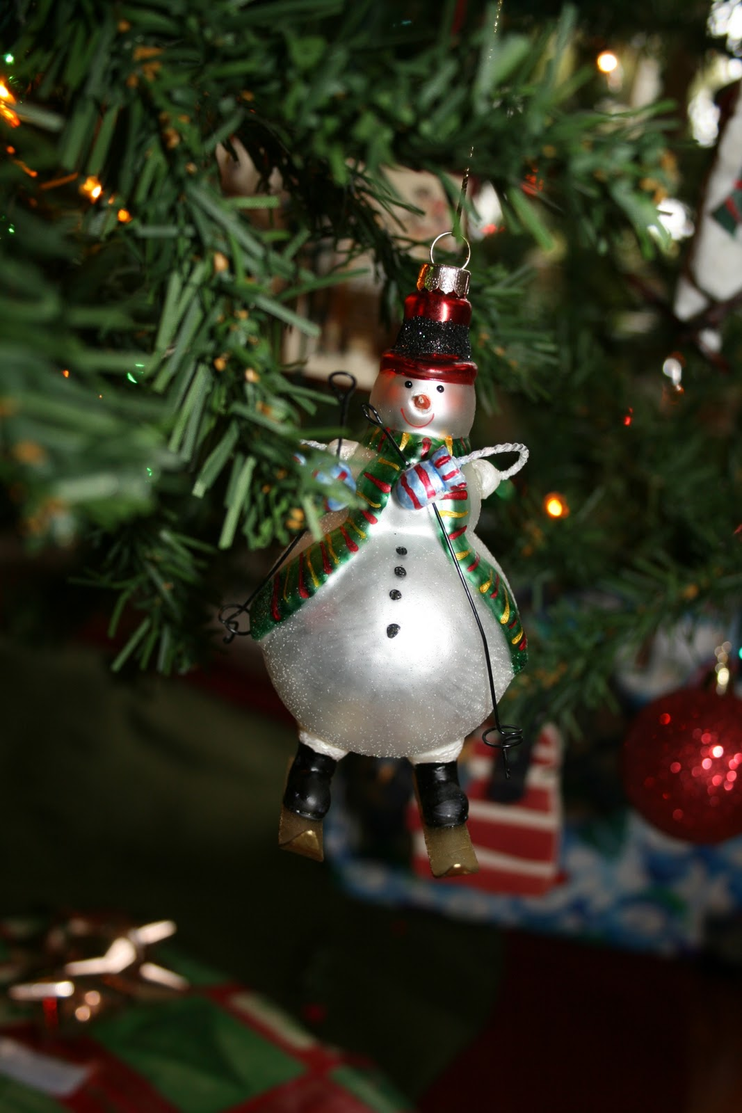 ❤: Themed Christmas Trees?