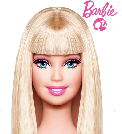 "Face Time With Sharon: Face #29 ""I'm a Barbie Girl, in a ..."