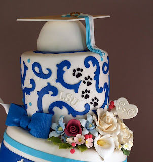 Fondant Graduation Cake Ideas