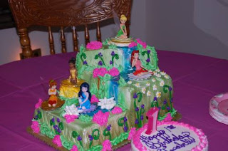 Special Day Cakes Beautiful Disney Princess Birthday Cakes